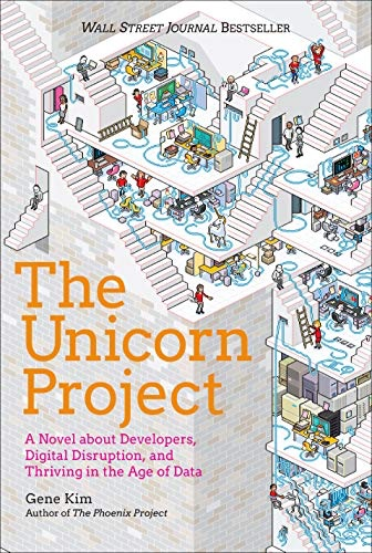 The Unicorn Project Cover